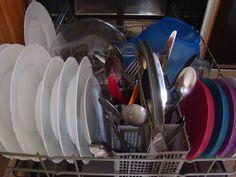 Mytí nádobí v myčce JINAK!