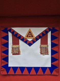 Buy best quality Royal Arch Chapter Regalia online from Masonic Regalia Store Ltd in UK.