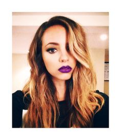Jade | Love the lip color x