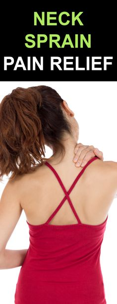 Neck Sprain Pain Relief & Healing with Proven Ancient Herbal Remedies Neck Pain Treatment, Massage Tips, Massage Techniques, Neck Sprain, Neck And Shoulder Muscles, Muscle Knots, Ligaments And Tendons, Neck Pain Relief