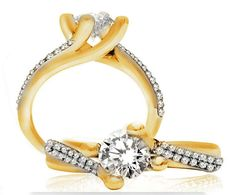 You can be enlighten with the best diamond and platinum rings.