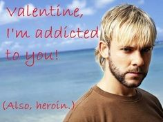 Valentine's and Lost anyone?
