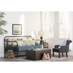 Three Posts Berwick Daybed $307