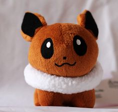 Nintendo Pokemon Anime Plush Doll Eevee Normal Type Pokémon Pikachu Stuffed | eBay
