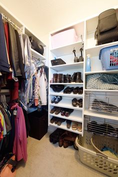 Attrayant Closet Remodel By DeHaan Remodeling Specialsits, Kalamazoo MI