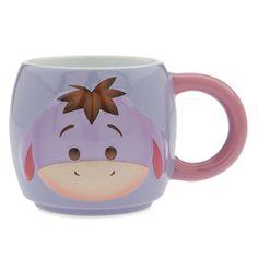 Eeyore ''Tsum Tsum'' Mug | D Style | Disney Store Disney Pixar, Disney Tsum Tsum, Eeyore, Disney Love, Disney Magic, Tsum Tsum Characters, Disney Coffee Mugs, Disney Cups, Tsumtsum