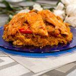 Thieboudiene (Cheb-u-jin): Mauritanian fish-and-rice one-pot dish