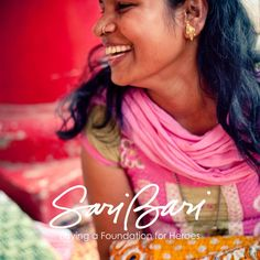 Sari Bari offer's freedom thru employment to women who are trapped in the sex trade & to provides opportunity to women who are vulnerable to human trafficking.