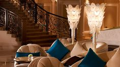 Waldorf Astoria Hotels and Resorts offers upscale and luxury accommodations in the world's top destinations. Astoria Hotel, Ras Al Khaimah, Waldorf Astoria, Hotels And Resorts, Luxury Accommodation, Design Hotel, Top Destinations, Hotel Reviews, Men In Black