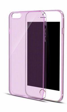Apple Iphone Ultra Thin Transparent TPU Gel Silicon Case - 7/7Plus/6/6sPlus