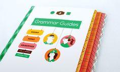 Grammar Guides - Lydia Nichols