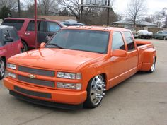 This is pretty much my dream truck!