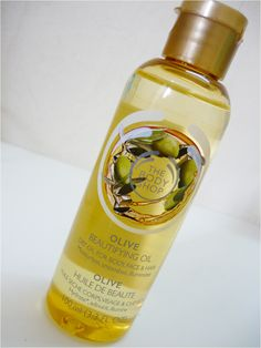 Review: Olive Beautifying Oil