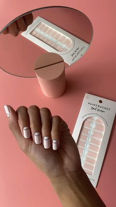 Get a perfect nail art manicure at home with Paintbucket nail wraps. Non-toxic, Vegan manicures you can brag about. Perfect Nails, Gorgeous Nails, Nail Art Printer, Hard Gel Nails, Stripped Nails, Baby Nails, Modern Nails, Pretty Nail Art, Fire Nails