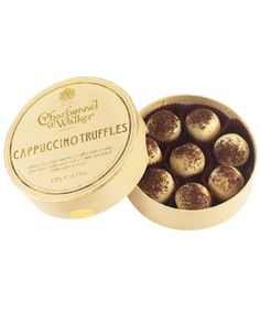 Charbonnel et Walker Cappuccino Truffles From Liberty.co.uk