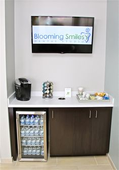 office coffee bar areas - Google Search More