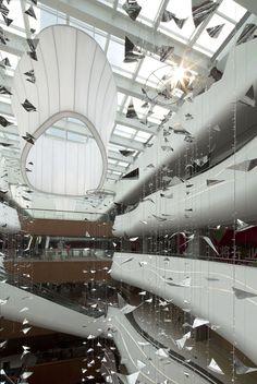 The Lefo Mall Shopping Centre, Suzhou, 2012 - Broadway Malyan