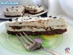 Un dolce fresco fresco e facile da fare! Eccovi la mia cheesecake allo yogurt al caffè!