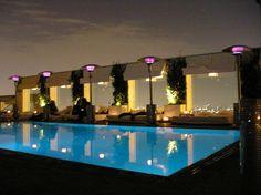 #Celebrity #HotSpot: Skybar at Mondrian Hotel, West Hollywood