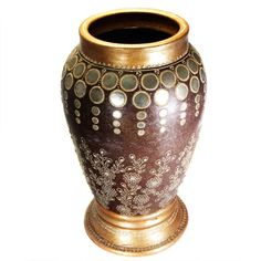 Cultural Elements - Large Decorative Vase, $420.00 (http://cultural-elements.mybigcommerce.com/large-decorative-vase/)