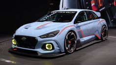 Hyundai's first N-performance car is hidden under the RN30 concept - Autoblog