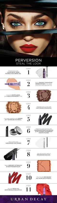 Trendy Makeup Looks Eyeshadows Urban Decay Makeup Trends, Makeup Tips, Makeup Tutorials, Kiss Makeup, Hair Makeup, Different Makeup Looks, Victoria Secret Pink, Urban Decay Makeup, Eye Make Up