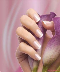 nail art 2014 Summer 2014 Nails simple yet classy