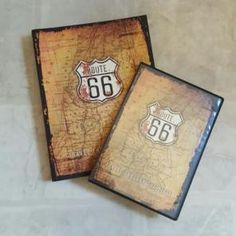 Route 66 Travel Through The Bible