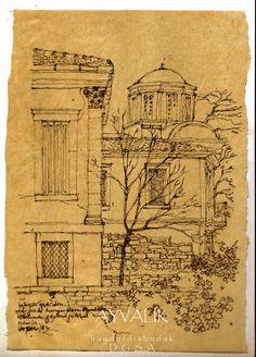 Vintage World Maps, Architecture, Drawings, Youtube, Art, Sketches, Arquitetura, Art Background, Kunst