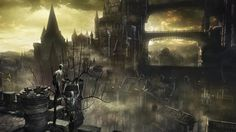 High Wall of Lothric