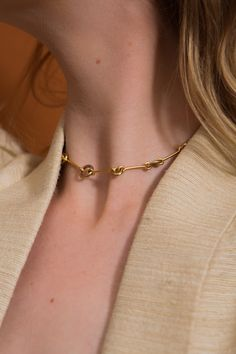 laura lombardi nuota necklace.