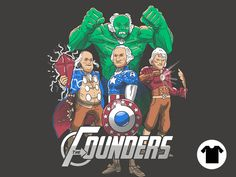 The Founders for $12 at Woot.com