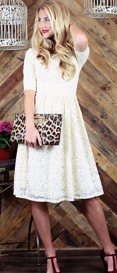 Haley Dress [MW22880] - $64.99 : Mikarose Boutique, Reinventing Modesty
