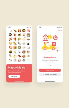 20 Best Delivery App images in 2017 | Delivery app, Mobile