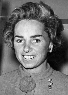 1962, Ethel Kennedy