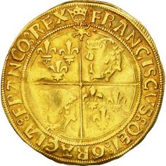 ➽ Ask us to find it for you : Coin France François Ier Ecu d'or Cremieu Gold Bullion Coins, Gold Bullion, Coin Worth, World Coins, Coin Collecting, Precious Metals, Pirates, Sculptures, Windows