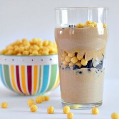 peanut butter crunch smoothie