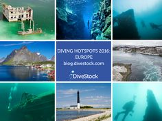 Our favorite activity, after diving itself, is planning where to go for our next dive trip. Scuba Diving, Where To Go, Europe, Activities, Inspired, Check, Blog, Inspiration, Diving