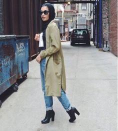 Teen hijabi girl's street wear – Just Trendy Girls