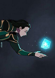 Loki Laufeyson || Avengers Infinity War || Cr: IMJAYU Note ; He's not Laufeyson, He is Odinson.