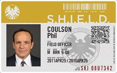 "Phil Coulson - Agents of S.H.I.E.L.D. - Wait, I thought his first name was ""Agent""...?? ;)"