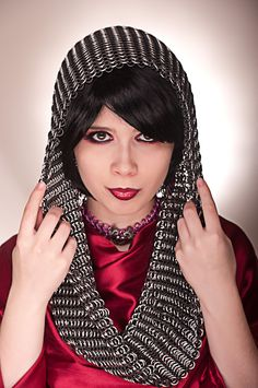 DragonWing Product Hood and Scarf