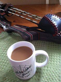 #Instinctive #Archery #Lifestyle #Black #Widow Bow - #Coffee