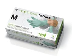 Aloetouch Nitrile Chemo Exam Gloves | @Medline Industries, Inc. Industries, Inc.