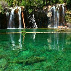 Hanging Lake, Glenwood Springs (Canyon), Colorado