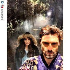#Repost @anabreco with @repostapp. ・・・ Pequeños Bipolares in The Wilderness  #BipoSelfie #EncontrandoTesoros ..Ultimo Estirón   #LoImperdonable #anabrenda #anabrendayivan #anabrendacontreras #ivansanchez #rectafinal #grabacion #selfie #biposelfie #pequeñosbipolares #queenbreco