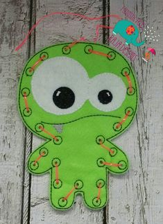 Monster lacing card toy party favors preschool learning educational game for kids busy bag toddler stocking stuffer christmas gift Learning Toys, Preschool Learning, Preschool Ideas, Educational Games For Kids, Educational Toys, Kids Travel Games, Toddler Stocking Stuffers, Party Favors, Plastic Lace
