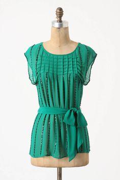 emerald shirt