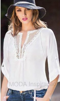 1bc109da984 529 Amazing Linen tops images in 2019