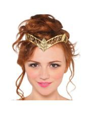 #partycity #halloween Roman Headpiece -Egyptian, Roman, Greek -See All Themes -Costume Accessories -Halloween Costumes - Party City